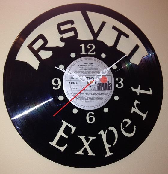 Ceas vinil: Expert RSVTI